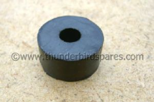 Fuel Tank Mounting Rubber, Front, Triumph, 82-5228
